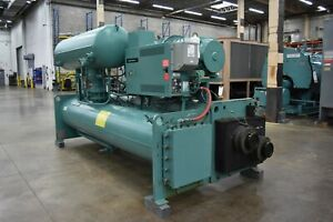 Used York 200 Ton Water cooled Liquid Ys Chiller Sku 1961