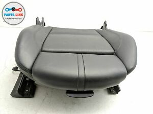 2008 2013 Bmw M3 E93 Convertible Front Right Seat Lower Bottom Cushion Black Oem