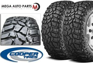 2 New Cooper Discoverer Stt Pro 31x10 50r15 109q C Rwl All Terrain Mud Tires
