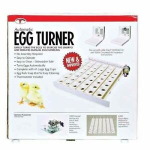 Miller Automatic Egg Turner 6300 Fits Any Little Giant Incubators