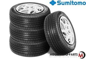 4 Sumitomo Htr Enhance L X 205 55 16 91t Bw All Season Luxury Performance Tires