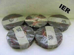 Lot Of 5 Plymouth Friction Tape 3 4 X 60 New In Package