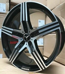 20 Wheels Fit Mercedes Benz With Tires S63 S550 Cls550 E350 Amg E63 Cl63 E550