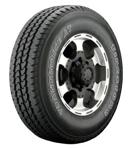 4 Firestone Transforce At 275 70r18 125s E 10 Ply Commercial Truck Tires