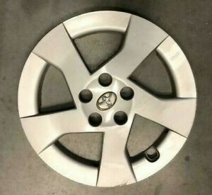 1 Factory Original Toyota Prius 15 Hubcap Wheel Cover 2010 2011 61156 2
