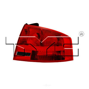 Nsf Certified Tail Light Assembly Fits 2005 2008 Audi A4 A4 Quattro A4 A4 Quattr