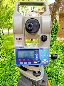 Sokkia Set3130r3 Reflectorless Conventional Survey Total Station Red tech Ii