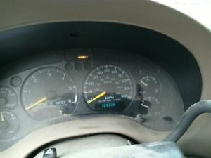 Console Front Floor Without Tow Package Fits 00 02 Blazer S10 Jimmy S15 3018107