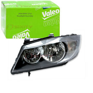Valeo Passenger Side Headlight For 2006 Bmw 325xi Front Right Assembly Al