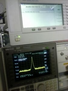 Hp 70910a Rf Section Spectrum Analyzer Tested 100hz To 26 5ghz For Hp70000 Only