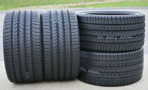 4 New Atlas Tire Force Uhp 295 30r26 107w Xl High Performance Tires