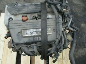 2008 2010 Honda Accord Ex L Engine 2 4l Vin 2 6th Digit 6th Digit Of Vin Is 2