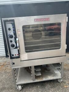 Blodgett Bc14g Combination Convection Oven Steamer Natural Gas 110v Combi oven