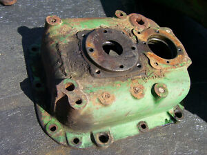 Vintage Oliver 1850 D Tractor pto Drive Outside Housing 1967