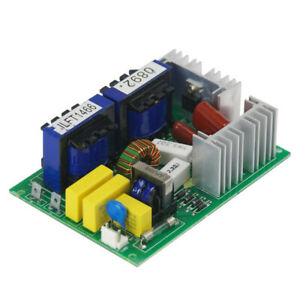 Replacement 100w 40khz Ultrasonic Transducer Drive Pcb Assembly