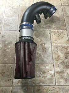 Mustang C L Racer Cold Air Intake W 95mm Maf 11 14 Gt Coyote 5 0