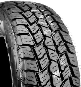 4 New Mastercraft Courser Axt Lt275 70r17 Load E 10 Ply A T All Terrain Tires