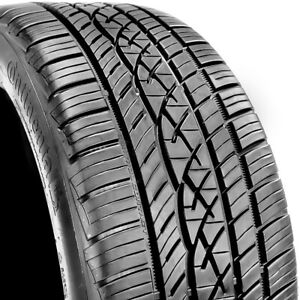 2 Continental Controlcontact Sport A s 255 45zr20 105y Used Tire 10 11 32 703586