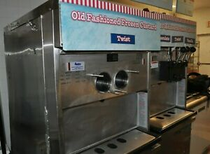 Electro Freeze Cmt Soft Serve Ice Cream Frozen Yogurt Machine