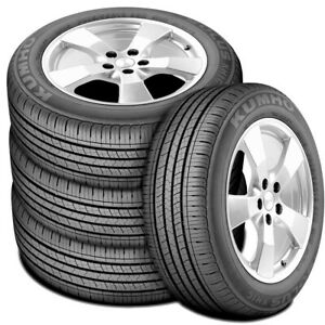 4 New Kumho Solus Kh16 205 55r16 89h As Performance A S Tires