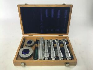 Spi Hole mike Bore Micrometer Set 0 8 1 6 Complete