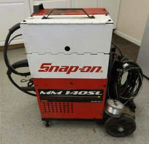 Snap on Mm140sl Muscle Wire Feed Mig Welder local Pick Up Only