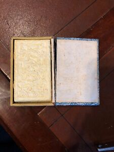 Antique Chinese Card Case W Case Circa 1890 Appraised Antique Road Show 19