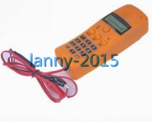 1pc St220b Compact Mini Telephone Tel Line Tester