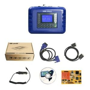 V48 99 Sbb Pro2 Key Programmer Support New Cars To 2017 Replace Sbb 46 02