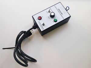 the Black Box Dc Motor Super Controller Ideal For Speed for rev pause jog