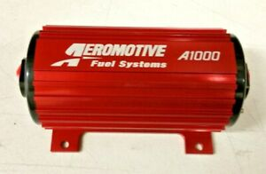 sale Aeromotive A1000 External Electric Fuel Pump For Efi Or Carburated Setup
