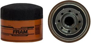 Extra Guard Engine Oil Filter Fits 1979 1987 Honda Civic Accord Prelude Fram