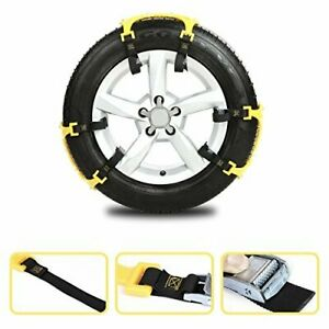 Anti Snow Chains Of Car Suv Chain Tire Emergency Thickening Anti Skid Chain