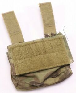 Ops-Core FAST Helmet Cover Removable BatteryCounter Weight Pouch 41-97-109