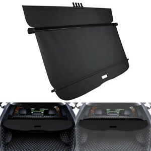 Rear Trunk Tray Organizer Cargo Cover Shield Shade For Subaru Forester 2014 2018