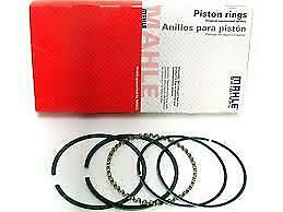 6 X Mahle Engine Cylinder Piston Rings Kit For 6 Cyl 002 19 N0