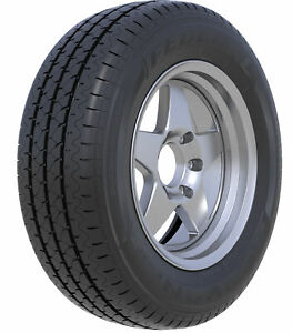 2 New Federal Ecovan Er02 225 70r15 Load 10 Ply Commercial Tires