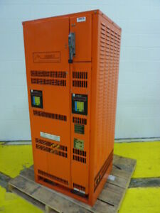 Ferro Control Forklift Battery Charger 48 Volt Emp24 865b3 2 Pf 2 Used 56676