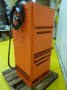 Ferro Control Forklift Battery Charger 48 Volt Emp24 865b3 2 Pf 2 Used 56677