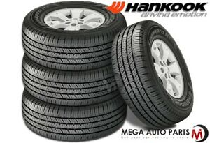 4 Hankook Dynapro Ht Rh12 P275 60r20 114t All Season Performance Highway Tire