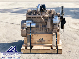 1996 Cummins 5 9l 6bt Diesel Engine 190hp Inline Mechanical Fuel Pump Cpl1551