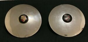 Porsche Wheels Hub Caps For 356 911 912 Parts Used Free Shipping