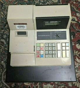 Tec Electronic Cash Register Ma 78 Please Read Description
