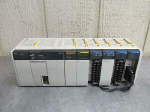 Omron Sysmac Cqm1 Cpu41 Programmable Controller Plc Pa203 30 Day Warranty 2
