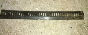 03 06 Chevy Avalanche Mid Gate Water Drain Panel Cover Midgate Escalade