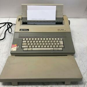 Smith Corona Electronic Typewriter 350 Dle Tested And Working W Cover