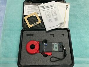 Perfect Aemc Instruments Model 3711 Clamp on Ground Tester