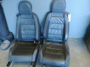 2006 2009 Volkswagen Golf Gti Black Leather Front Seats