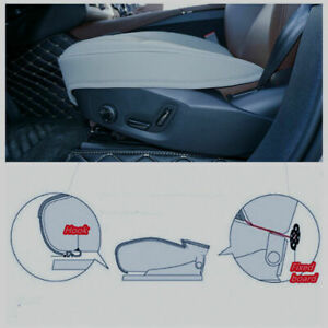 New Car Parts Luxury Pu Leather Car Seat Protector Seat 3d Full Surround