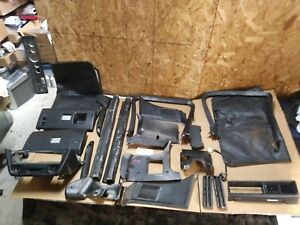 79 83 Nissan Datsun 280zx 2 0 Hugh Interior Trim Lot